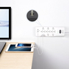 Surge Protector 12 Outlets 3 USB Ports White