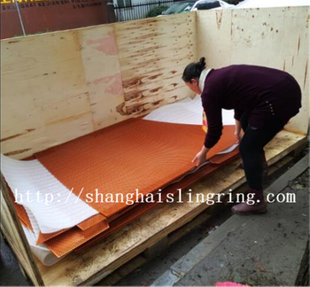 Bus shelter Top Aluminum Panel