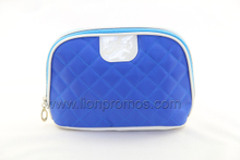 Women Gift Cute Quilted Cosmetic Bag
