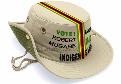 Africa Presidential Election Campaign Gift Cotton Cowboy Hat