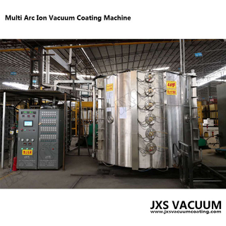 Cathodic Arc Vaporization Vacuum Coating Machine JXS VACUUM PVD Equipment Manufacturer