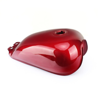 High Strength Steel Custom Made Motorcycle Gas Tank