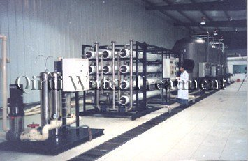Waste Treatment System / RO Water Treatment Equipment