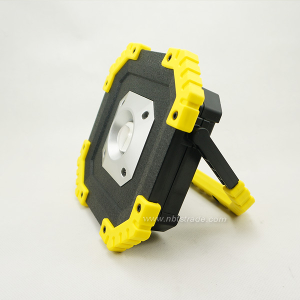 Outdoor Portable USB rechargable 5W COB LED Working Light Flood Lamp