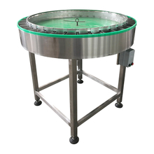 Semi Automatic Bottle Table, Bottle Unscrambler