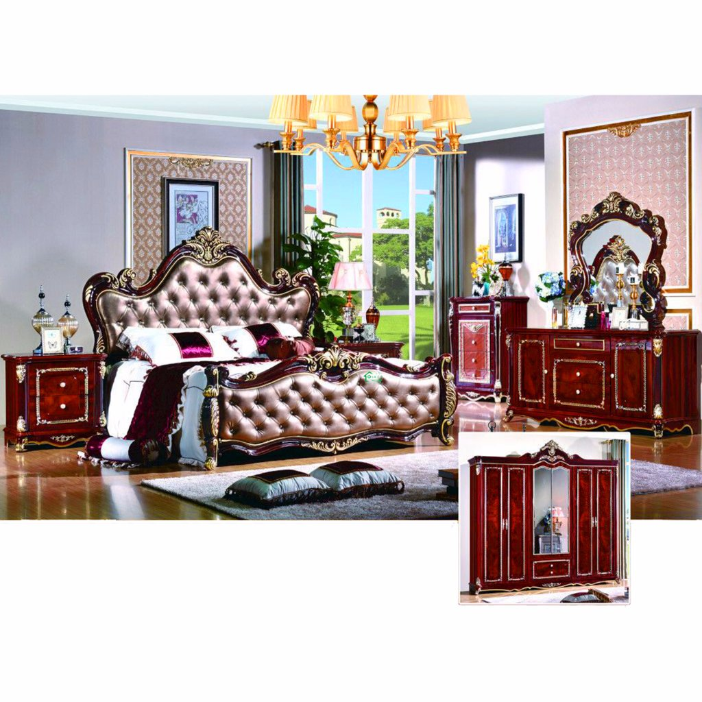 W813B Bed for Bedroom Furniture and Home Furniture
