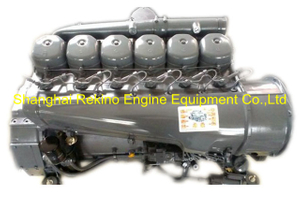 Deutz F6L912W Air cooled diesel engine motor for Underground machinery