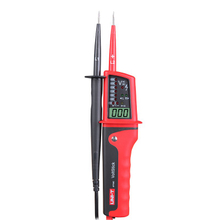 WATER-PROOF MULTI-FUNCTION VOLTAGE TESTER UT15C