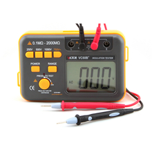DIGITAL INSULATION TESTER VC60B+