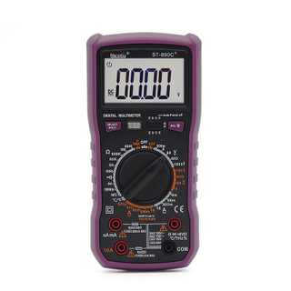 True RMS Digital Multimeter ST890C+