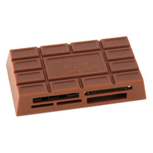 Chocolate Card Reader 5 in 1 Style No. Cr-006