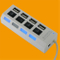 USB Hub 4 Ports with Switch Style No. Hub-007