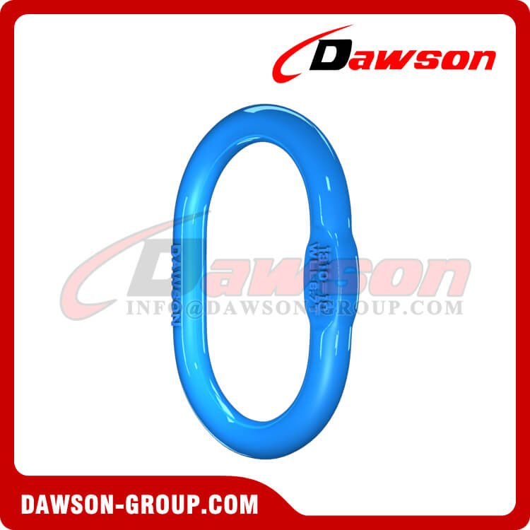 G100 / Grade 100 Forged Oversized Master Link for Lifting Chain Slings