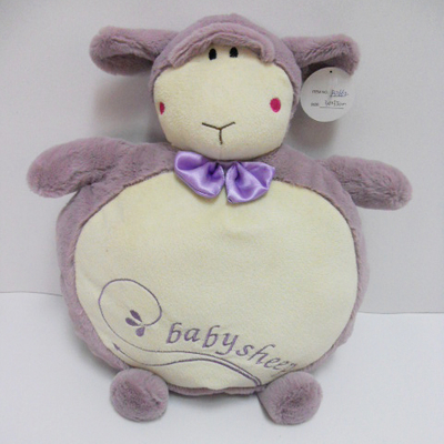 Hot Sale Plush Stuffed Baby Sheep Pillow