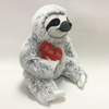 Custom 3 Toed Plush Stuffed Sloth