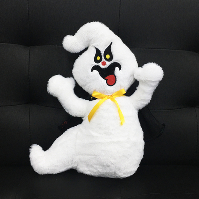 Decoration white Ghosts plush For Halloween Celebrate Party
