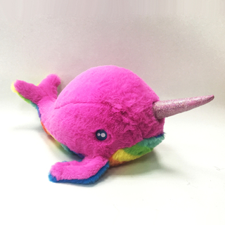 Unique Design Unicorm Dolphin Sea Animal Plush Kids Toy