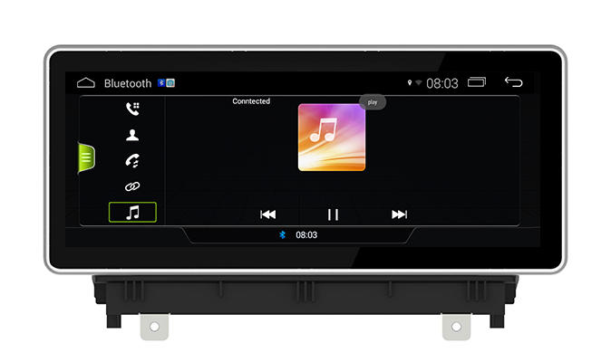 "10.25""Blu-ray Anti-Glare Audi A3 MMI 2G 3G Car Stereos Multimedia Android Navigation Bluetooth Usb Tf Fm Aux Carplay"