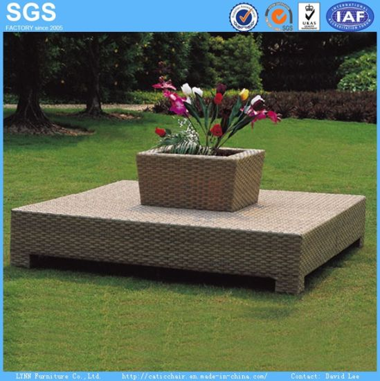 Garden Furniture Rattan Furniture Flower Pot