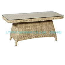 Rattan Coffee Table Wicker Tea Table