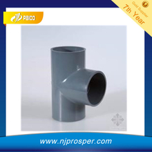 China Manufacture Plastic TqualTee for PVC Pipe Fittingsee/E
