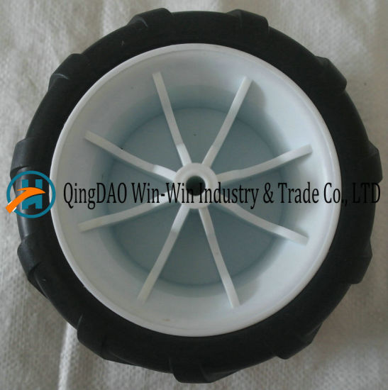 7 Inch PU Foam Children for Wagon Cart Wheel