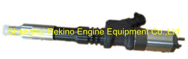 6156-11-3300 095000-1210 Komatsu Denso fuel injector for SAA6D125 PC450-7 PC400-7 excavator
