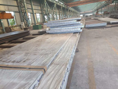 High Quality Wear Resistant Steel Plate for Bridges, Buildings, Offshore Trestle Bridge