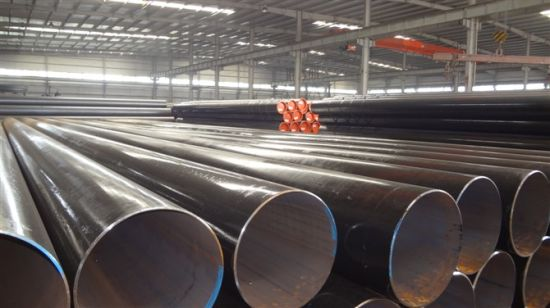 Cold Rolled Welding Steel Pipes Carbon High Temperature Alloy Pipe Oil Pipeline Boiler Pipe