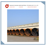 Welded Steel Pipes with API 5L Psl1 Psl2 Standard for Oil Gas Transportation