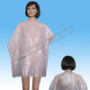 Disposable SMS hair Cutting Cape with Velcro