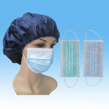 Non Woven 3 Ply Ear-loop Face Mask