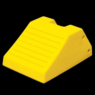 NWH-WCK11 PU Safety Wheel Chocks, Utility Wheel Stopper