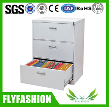 3 doors steel push-pull type filing cabinet(ST-17)