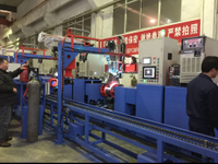 2000PCS for 8 Hours Output for LPG Cylinder Circumferential Welding Machine