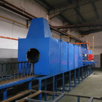 LPG Gas Cylinder Heat Treating Furnace