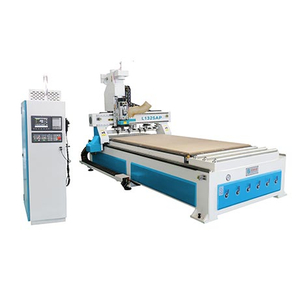 L1325APLinear Automatic Tool Changing/Wood Working Processing Machine