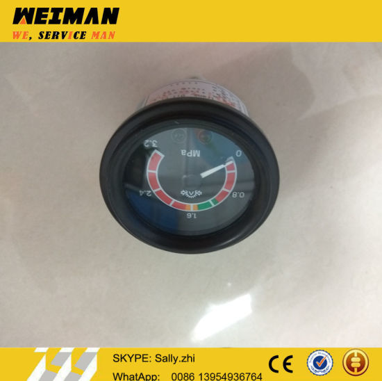 Sdlg Pressure Gauge 4130000216 for Sdlg Wheel Loader LG936/LG956/LG968