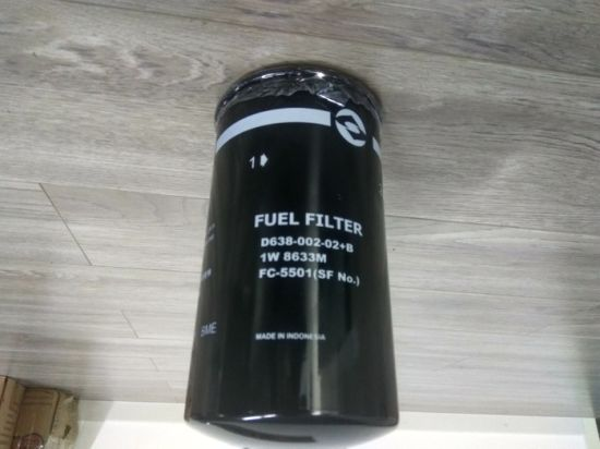 Brand New Fuel Filter D638-002-02+B for Shangchai Engine C6121