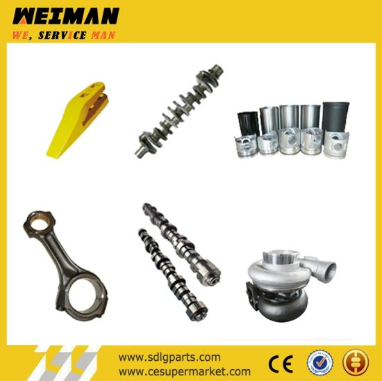 Sdlg Loader Engine System Spare Parts Brake Disc