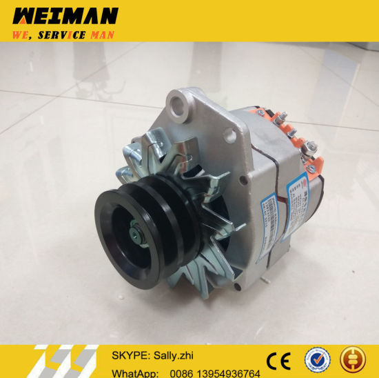 Sdlg Alternator 13024345 Made by Volvo China Factory