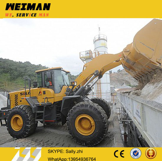 Brand New Wheel Loader LG968 for Sale