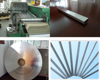 Aluminum Insulating Glass Spacer Strip