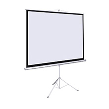 Tripod Projection Screen Portable Projector Screen For Outdoor And Indoor
