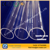 High purity high temperature quartz tube