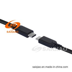USB 3.1 Type-C Male to Type-C Male Cable of Chinese Top Suppliers