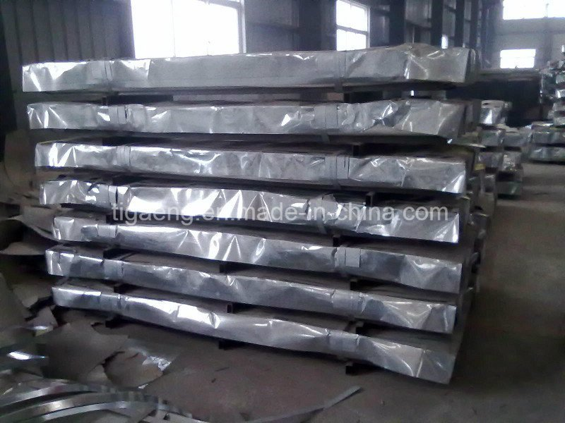 Light Weight Waterproof Galvanized Steel Sheet Building Material Roof Tile