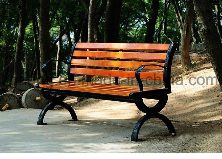 Factory Design Mould Proof Street/Garden/Park DIY WPC Bench/Chair