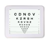 C-901 Cophthalmic Equipment LED Vision Tester