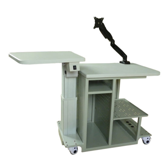 AT-1500 China Top Quality Ophthalmic Motorized Table